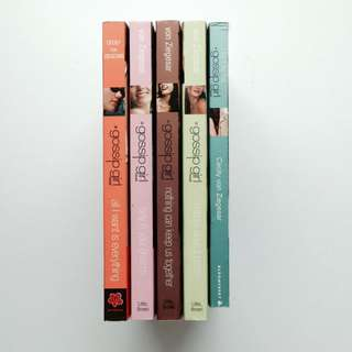 Gossip Girl Novels