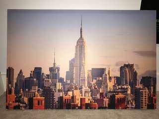 Large New York City Canvas Print Photograph