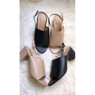 Block heels item code: c4000