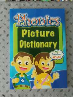Phonics Picture Dictionary by Judith Sim