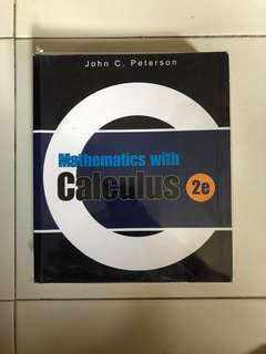 Math with calculus