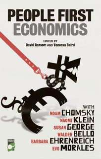 People First Economics with Noam Chomsky, Naomi Klein etc