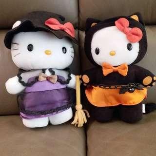 Halloween Hello Kitty(2001年代罕有款式)