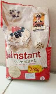 Oatmeal Import