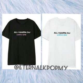 Wanna One 'All I Wanna Do' T-shirt