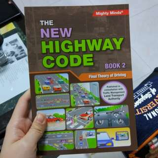 Mighty Minds Final Theory of Driving The New Highway Code Book 2