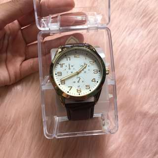 KMART BROWN WATCH