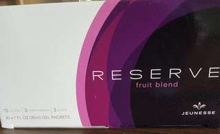 Reserve - Fruit Blend