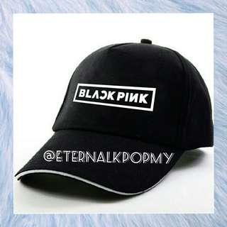 Black Pink Cap