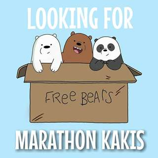 LOOKING FOR: MARATHON KAKIS