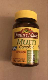 vitamins from the usa