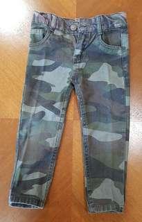 Jeans Soldier Design