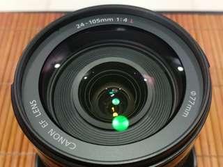 Canon 24-105 F4 L Lens