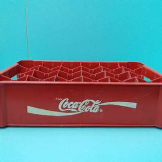 家中舊物80年代可口可樂汽水盆