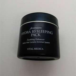 AHC補水睡眠面膜Premium Hydra B5 Sleeping pack(升級版)100ml