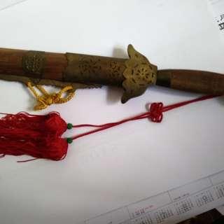 龍泉寶劍 古劍