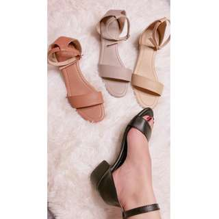Block heels Item no: c4006