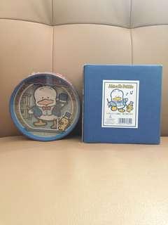 ** 分享 ** Sanrio Ahiru No Pekkle 鴨仔 1992 年 跳舞音樂盒 (Made in Japan)