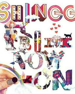 SHINEE-The Best From Now On [Japanese Album]