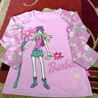 Barbie Tshirt (9-10t)