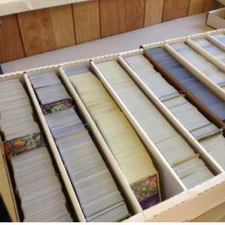Pokemon TCG bulk rare cards from vintage to present