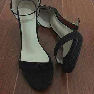 Lolla Glittery Heels