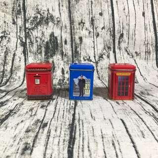 🚚 英國茶葉空鐵盒
