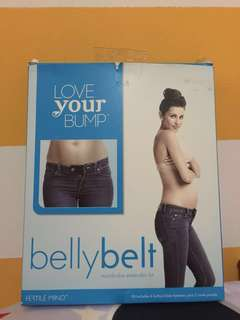 Love Your Bump Belly Belt