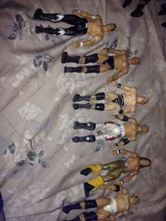 WWE Wresting Figures
