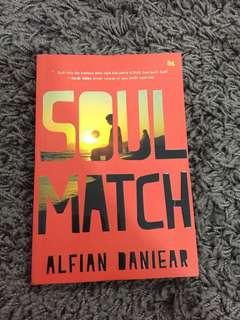 SOUL MATCH by Alfian Daniear