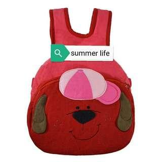 Doggy Cotton Backbag