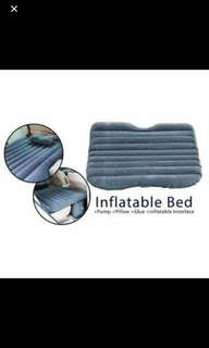 Inflatable bed for car / tilam kereta