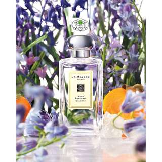 AUTHENTIC PERFUME - JO MALONE Wild Bluebell