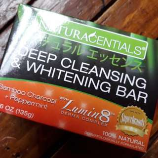 NATURACENTIAL WHITENING SOAP