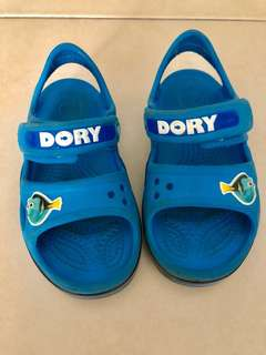 Crocs Kids Sandal Dory Fish