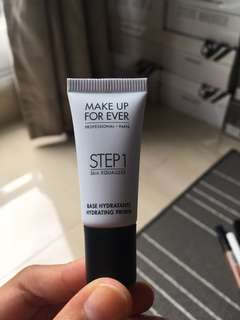 Make up for ever hydrating primer