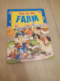 Fun on the Farm (board book)