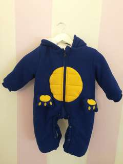 Toddlers winter costume