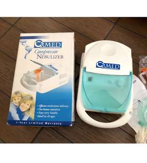 Ormed Compressor Nebulizer