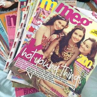 MEG Magazines