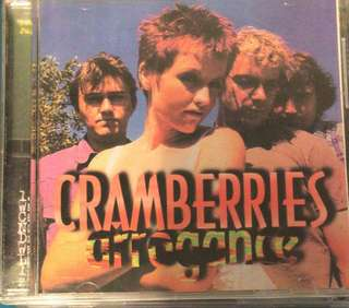 Cranberries - Arrogance
