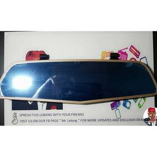 Car Rearview Mirror Recorder