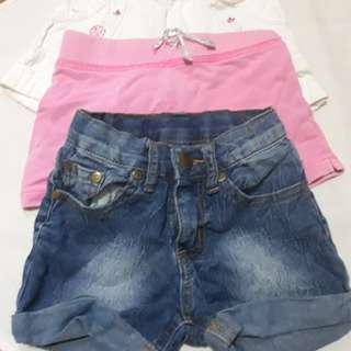 Take All Bundle of 3 ( size 4 and 6)