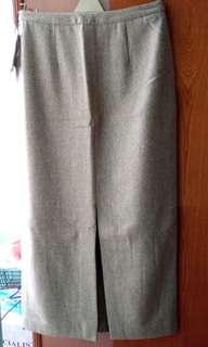 全新 Ralph Lauren純羊毛半截裙(28吋/71cm腰圍)