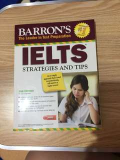 BARRON's IELTS Book