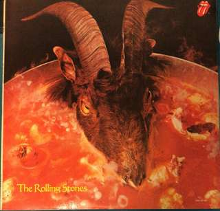 The Rolling Stones - Goat Head Soup (Vinyl LP)
