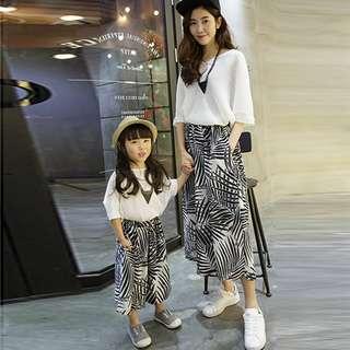 Mother & Daughter summer wear!!