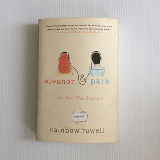 Eleanor & Park by Rainbow Rowell (Bahasa Inggris)