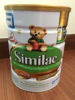 Similac stage 2 (850g)
