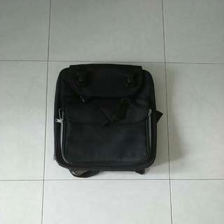 Notebook Black Carrier